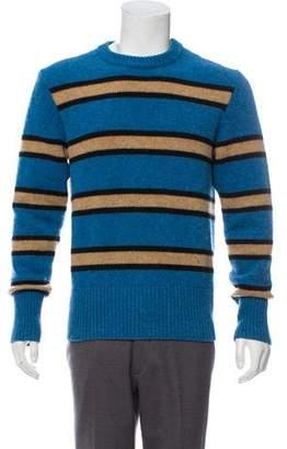 Marni Virgin Wool Crew Neck Sweater