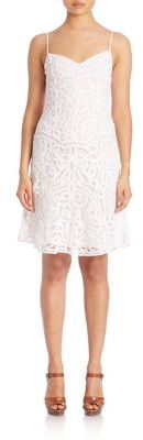 Polo Ralph Lauren Battenberg Lace Dress $498 thestylecure.com