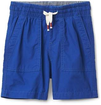 "Gap 4"" Pull-On Poplin Shorts"