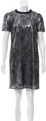 MICHAEL Michael Kors Sequin Lace Dress