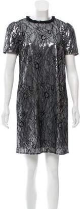 MICHAEL Michael Kors Sequin Lace Dress