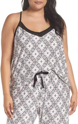 PJ Salvage Print Stretch Modal Camisole