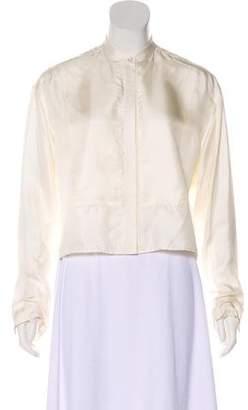 Rag & Bone Silk Oversize Casual Jacket
