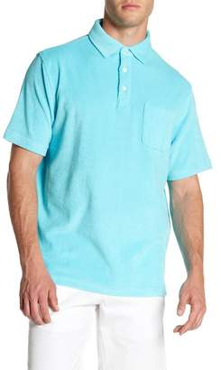 Peter Millar Seaside Terry Polo