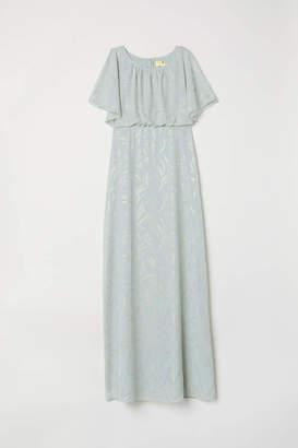 H&M Long Dress - Powder pink - Women