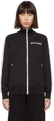 Palm Angels Black Classic Track Jacket