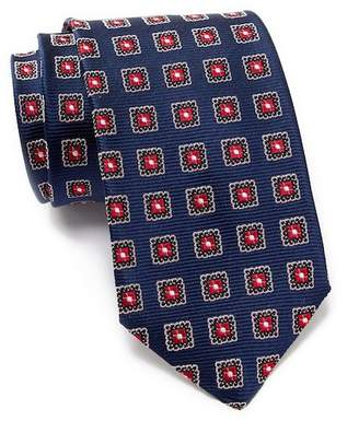 BOSS Silk Stamp Tie