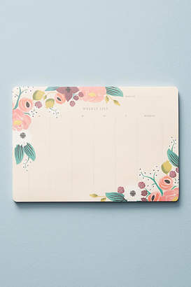 Rifle Paper Co. Penned Posies Notepad