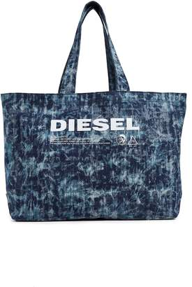 Diesel Acid Wash Tote