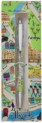 Harrods London Attractions Pen