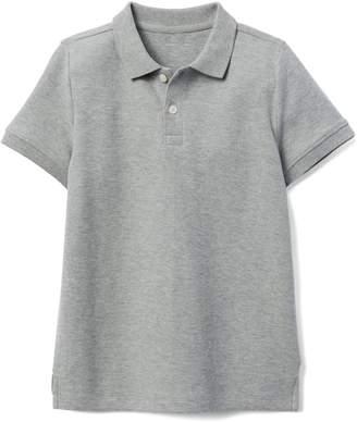 Gymboree Short-Sleeve Pique Polo