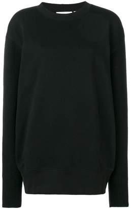 Helmut Lang oversized jumper