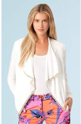 Hale Bob Janine Silk Coat