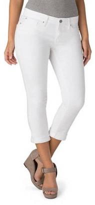 Levi's Women's Modern Simply Stretch Capri Jeans