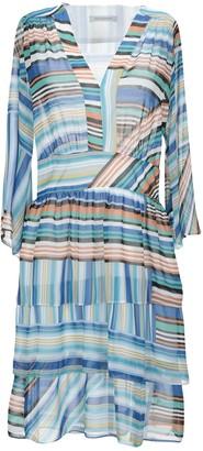 Biancoghiaccio Short dresses - Item 34985840KO