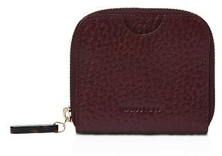 Whistles Murray Leather Zip Around Wallet