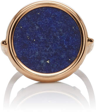 ginette_ny Ever Lapis Disc Ring
