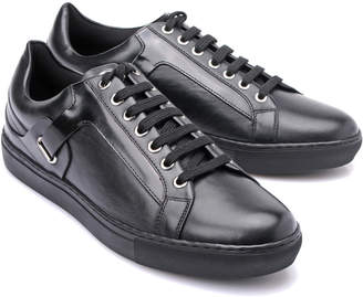 a8595f65e1aa90 Versace Fashion Leather Sneaker