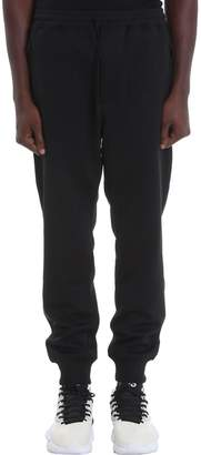 Y-3 Y 3 Pants In Black Polyester