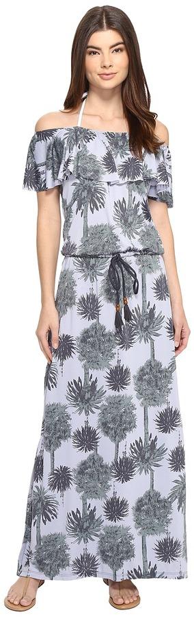 Maaji - Half Moon Long Dress Cover-Up Women's Swimwear