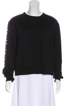 cc5da30d023 Pre-Owned at TheRealReal · Fendi Karl Lover Embellished Sweatshirt