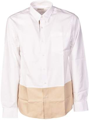 Dries Van Noten Colour-block Shirt