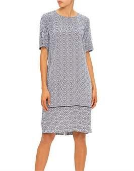 David Jones Tribal Print Dress