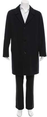 Tom Ford Wool Car Coat