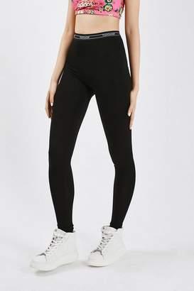 Topshop Tall Branded Leggings