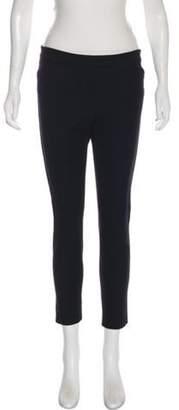 Joseph Mid-Rise Skinny Pants Navy Mid-Rise Skinny Pants