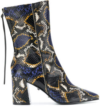 Schumacher Dorothee snake effect boots