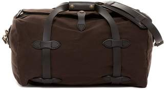 Filson Small Leather Trimmed Duffel Bag
