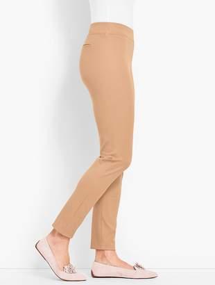 Talbots Bi-Stretch Pull-On Skinny Ankle Pant