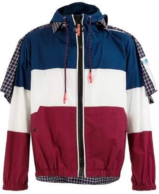 29f3a07dda77 Puma Maison Yasuhiro layered colour block jacket