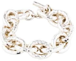 Ippolita Hammered Link Bracelet