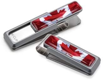 M-Clip(R) Canadian Flag Money Clip