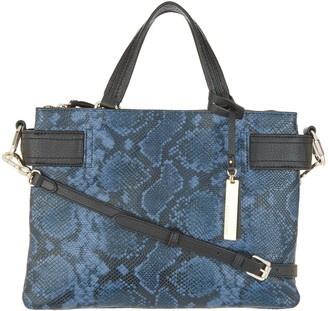 Vince Camuto Leather Satchel - Davy