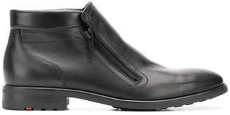 Lloyd side zip ankle boots