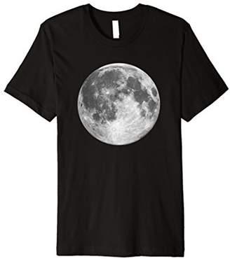 Full Moon Luna Astronomy T-Shirt