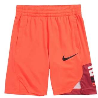 Nike Dry Elite Athletic Shorts