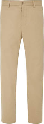 Maison Margiela Brushed Cotton Chinos