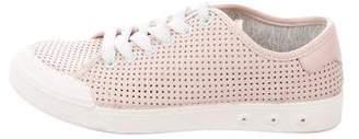 Rag & Bone Perforated Low-Top Sneakers