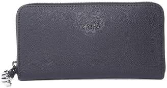 Kenzo Tiger Faux-leather Continental Wallet