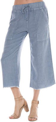 Bella Dahl Frayed Hem Crop Pants