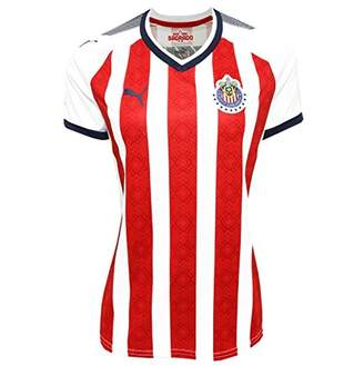 Puma Women's Chivas Home Shirt Replica 17-18
