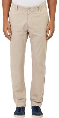 Barneys New York MEN'S TWILL CHINOS