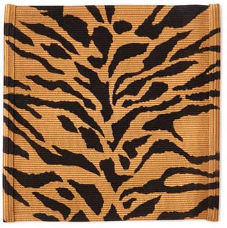 Deborah Rhodes Mod Tiger Square Placemat