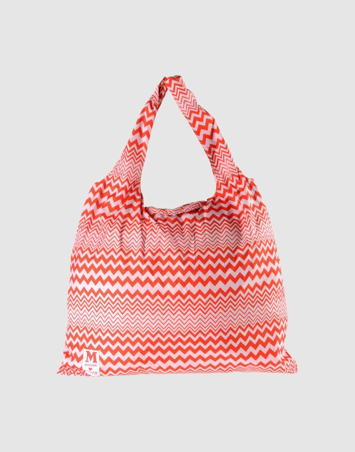 M Missoni FOR ORPHANAID Large fabric bags
