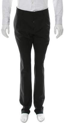 Valentino Wool Pleated Pants w/ Tags