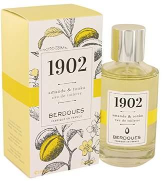 Berdoues 1902 Amande & Tonka by Eau De Toilette Spray 3.38 oz